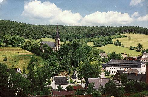 Singletrails erzgebirge