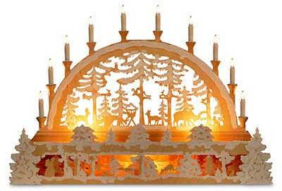 der schwibbogen leuchtet die weihnachtszeit ein erzgebirge. Black Bedroom Furniture Sets. Home Design Ideas