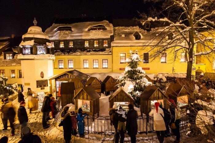 Weihnachtsmarkt Schwarzenberg.07 12 Bis 16 12 2018 Schwarzenberger Weihnachtsmarkt Erzgebirge